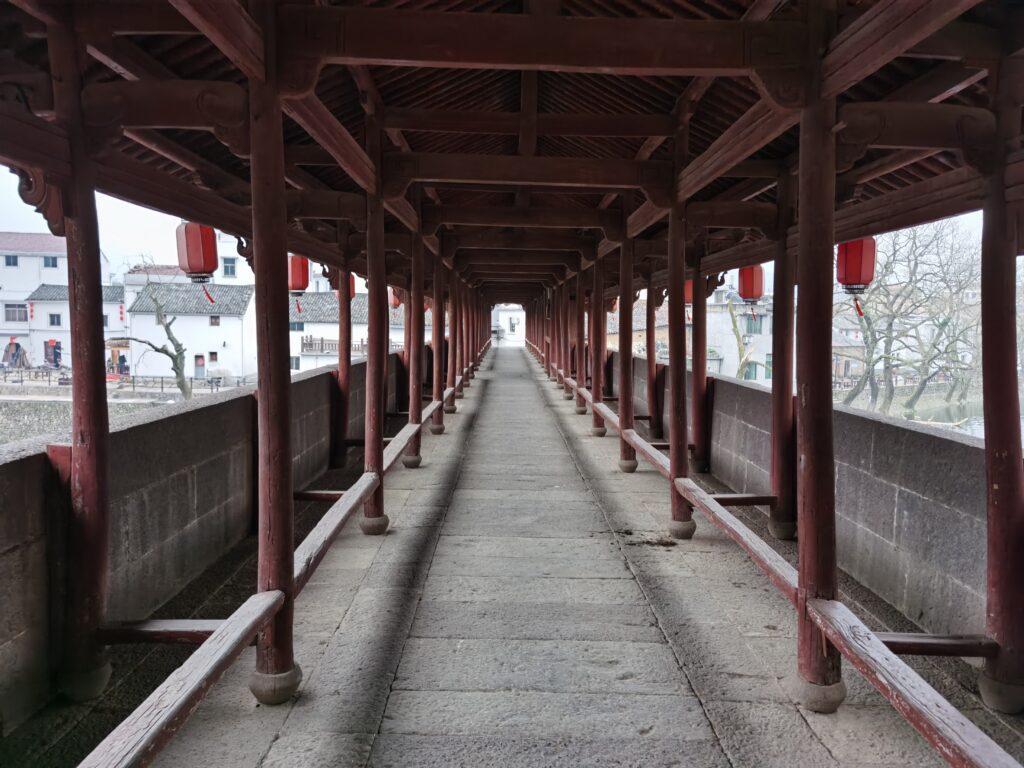 通洲桥内部