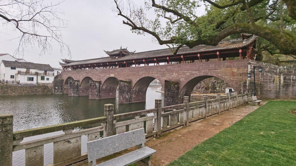 通洲桥外部